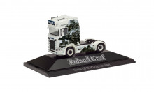 """HERPA 1:87 - Scania CS 20 high roof tractor unit """"Roland Graf"""""""