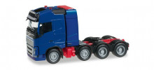 HERPA 1:87 - Volvo FH 16 Gl. heavy duty tractor, blue