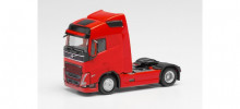 HERPA 1:87 - Volvo FH Gl. 2020 maximum equipment tractor, red