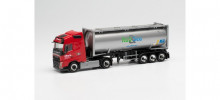 "HERPA 1:87 - Volvo FH Gl. 30 bulk container truck ""Obel"""
