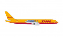 """HERPA (WINGS) 1:500 - DHL Air Boeing 757-200F """"Thank you"""" – G-DHKF"""