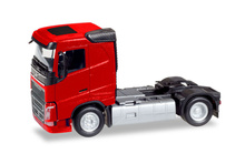 HERPA1:87 - Volvo FH rigid tractor, red