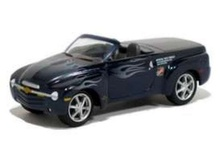 JOHNNY LIGHTNING 1:64 - CHEVROLET SSR 2003, '2003 INDIANAPOLIS PACECAR'