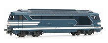 Jouef HO (1:87) - Diesel locomotive BB 67400, Epoch IVa
