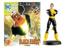 MAGAZINE MODELS 1:21 - BLACK ADAM DC SUPERHERO COLLECTION 'RESIN SERIES'