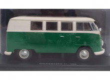 MAGAZINE MODELS 1:24 - VOLKSWAGEN TYPE 1 1960, GREEN/WHITE