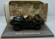 MAGAZINE MODELS 1:43 - DODGE COMMAND CAR