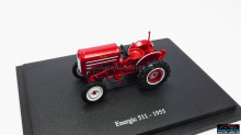 MAGAZINE MODELS 1:43 - ENERGIC 511 - 1955 - RED
