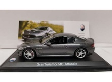 MAGAZINE MODELS 1:43 - GRANTURISMO MC STRADALE, DARK GREY