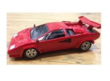 MAGAZINE MODELS 1:43 - LAMBORGHINI COUNTACH, RED