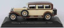 MERCEDES-BENZ Collection 1:43 - Nurburg 460 Pullman-Limousine (W08) 1929