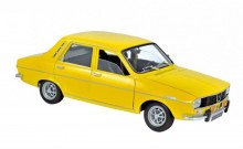 NOREV 1:18 - RENAULT 12 TS 1973, YELLOW