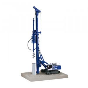 NZG 1:50 - Liebherr Lb 28 Litronic, Drilling Machine PST'