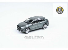 PARA64 1:64 - AUDI RS Q8 *LEFT HAND DRIVE*, DAYTONA GREY
