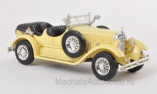 RICKO 1:87 - MERCEDES 630K, LIGHT BEIGE