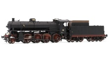 Rivarossi HO (1:87) - Steam locomotive Gr.744 Caprotti