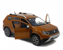 SOLIDO 1:18 - DACIA DUSTER MK2 2018, ORANGE