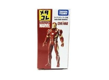 TOMICA TAKARA - MARVEL IRON MAN MARK 46, METAL FIGURE COLLECTION