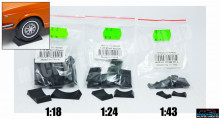 TRIPLE 9 1:43 - CAR STOPPERS, SET OF 10PCS.