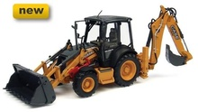 Universal Hobbies 1:50 - Case 580 ST Backhoe Loader