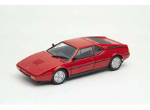 WELLY 1:24 - BMW M1 1987, ROSU