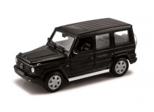 WELLY 1:24 - MERCEDES BENZ G CLASS 2009, BLACK