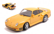 WELLY 1:24 - PORSCHE 959 YELLOW