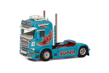 WSI 1:50 - Scania Highline Cab Unit - MTS Maik Terpe