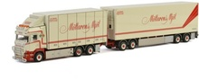 WSI 1:50 - Scania R Streamline Highline - Combi Jan Lundgren Transport