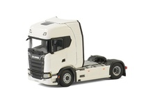 WSI 1:50 - Scania S Highline CS20H 4x2, white
