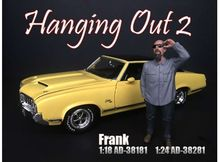 AMERICAN DIORAMA 1:24 - HANGING OUT 2 FRANK