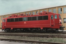 Arnold N (1:160) - Electric locomotive class 142, DBAG, perio d V, livery orientred (142 019)