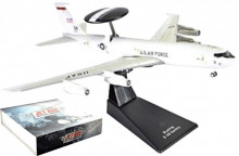 ATLAS 1:200 - BOEING E-3B SENTRY 552ND AIR CONTROL WING U.S. AIR