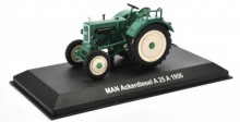 ATLAS 1:43 - MAN ACKERDIESEL A 25A 1956, GREEN