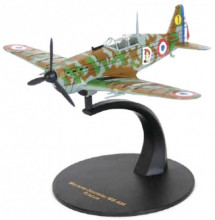 ATLAS 1:72 - MORANE SAULNIER MS 406 C1 FRANCE