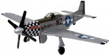 ATLAS 1:72 - NORTH AMERCAN MUSTANG P-51D GEORGE PREDDY 1944