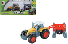 DONBFUL 1:72 - TRACTOR & PLOUGH