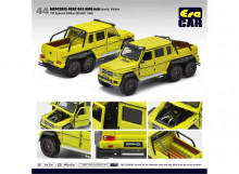 ERA 1:64 - MERCEDES BENZ G63 AMG 6X6 2020 *1ST SPECIAL EDITION*, KINETIC YELLOW