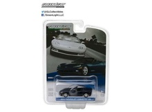 GREENLIGHT 1:64 - CHEVROLET CORVETTE CONVERTIBLE 2013, 'GENERAL MOTORS SERIES 2', NIGHT RACE BLUE