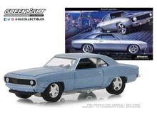 GREENLIGHT 1:64 - CHEVY CAMARO BOWTIE PASTYA 1969 *HOBBY EXCLUSIVE*
