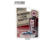 GREENLIGHT 1:64 - DATSUN 240Z 1970 'CALTEX', RUNNING ON EMPTY SERIES 5, BLUE/WHITE