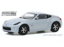 GREENLIGHT 1:64 - NISSAN 370Z 2020 *HOT HATCHES SERIES 1*, BRILLIANT SILVER METALLIC