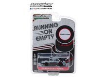 GREENLIGHT 1:64 - NISSAN SKYLINE GT-R 'BNR34' 2001 BRIDGESTONE RACING 'RUNNING ON EMPTY SERIES 8', GREY/BLACK/RED