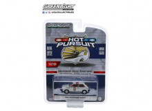 GREENLIGHT 1:64 - VOLKSWAGEN RABBIT GREENSBORO 1980, NORTH CAROLINA PATROL *HOT PURSUIT SERIES 34*, SILVER