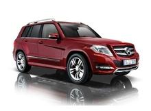 GTA 1:18 - MERCEDES BENZ GLK 2013, RED