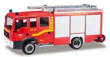 HERPA 1:87 - MAN TGM LF 20 'LIEBENBURG / GOSLAR FIRE DEPARTMENT'