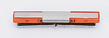 HERPA 1:87 - Techno design warning light bar for trucks (6 pieces)