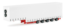 HERPA 1:87 - Volume trailer (5 axle)