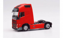 HERPA 1:87 - Volvo FH Gl. XL 2020 extended equipment tractor, red