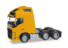 HERPA1:87 - Volvo FH Gl. XL 6x2 rigid tractor, yellow